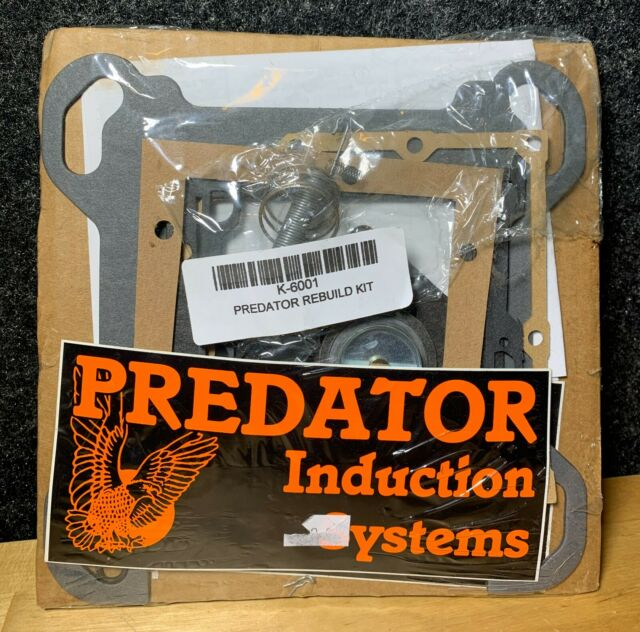 Predator Induction Systems - Rebuild Kit - K6001 - K-6001 - FREE SHIP!