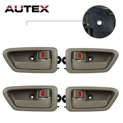 6927833020E0 Front or Rear Left Driver Inside Door Handle For 97-01 Toyota Camry