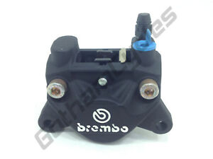 New OEM KTM 32mm P32 P32F 32G Rear Brake Caliper Pads Brembo 107268625