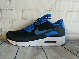 nike air max 90 ultra essential navy blue mens running shoes