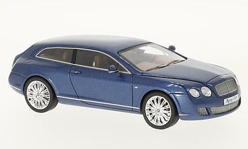 Bentley continental flying star - tournee 2010 1 43 modell neo - modellen