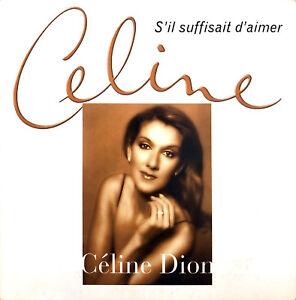Celine-Dion-CD-Single-S-039-Il-Suffisait-D-039-Aimer-France-EX-VG
