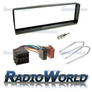 ALFA-ROMEO-156-Kit-Fascia-Cruscotto-Pannello-Surround-Piastra-Adattatore-Radio-Stereo-Auto