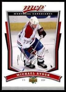 2007-08-Upper-Deck-MVP-Michael-Ryder-59
