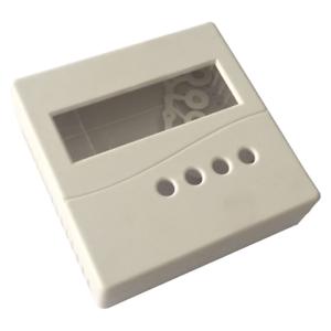 Kunststoff Elektronik Gehäuse Box Projekt Box für  DIY LCD1602 86x86x26mm