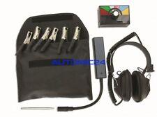 Stethoskop Stetoskop Elektrisch Kabel Set Kopfhörer Fahrtest Auto PKW KFZ
