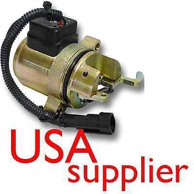 Fuel Shut Off Solenoid 7027251 T114678 32752 for JLG Genie Deutz