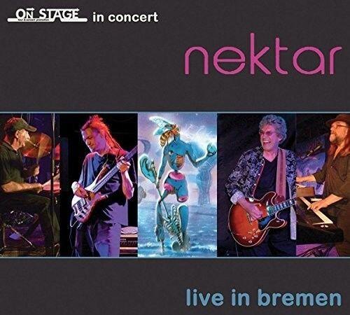 Nektar - Live In Bremen [New CD]