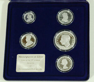 australia-Materpieces-In-Silver-2000-Monarchs-Proof-Coins