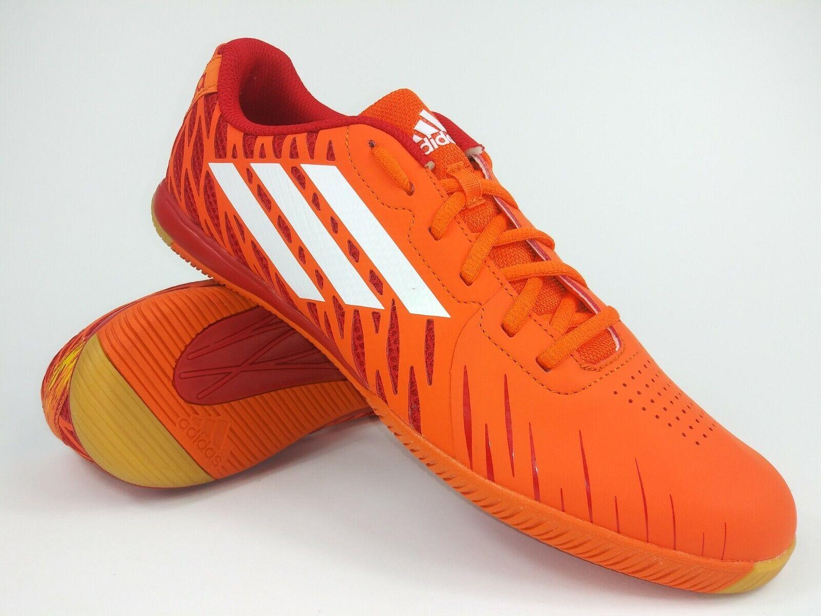 Adidas Mens raros Freefootball truco de velocidad Q21614 naranja fútbol rojo