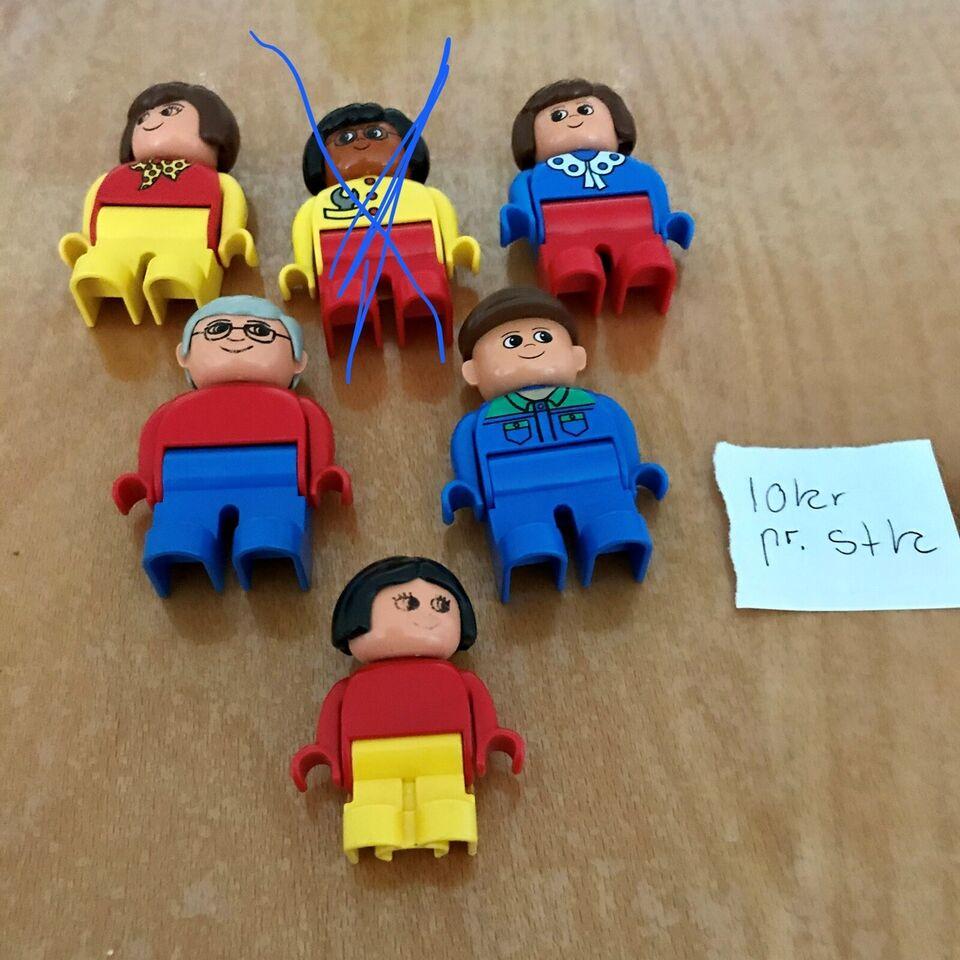 Lego Duplo, Figur