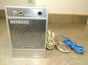 NETGEAR ReadyNAS NV+ RND4250-100NAS Network Storage NAS Raid5 PC USB No HDD