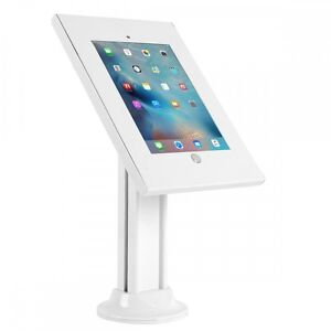 Lockable-Anti-Theft-POS-Counter-Stand-for-iPad-2-3-4-Air-Air2-and-Pro-9-7-White