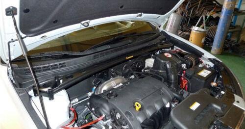 Fits: Hyundai 06-10 Elantra Avante HD LUXON Bonnet Tower steering strut Bar kit