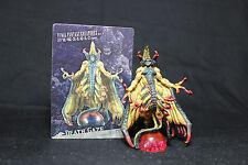 Final Fantasy IX 9 DEATH GAZE Creatures Mini Figure & Card Color Version JAPAN