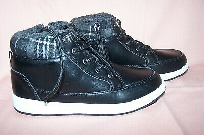 Blue Size Sears CRB Girls Sneakers YG Patrici Color 4 Medium NEW with Box HTF