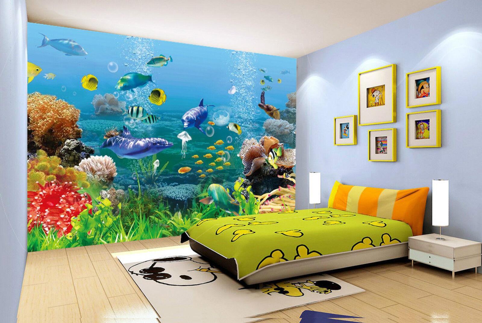 3D Abspielen 477 Fototapeten Wandbild Fototapete Bild Tapete Familie Kinder DE