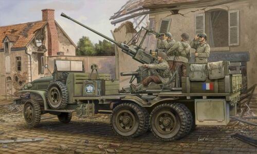 HOBBYBOSS HB82459 1:35 GMC Bofors 40mm G