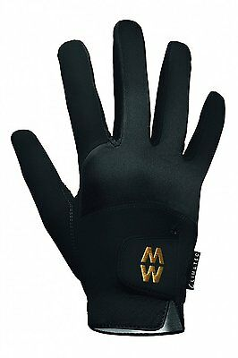 MacWet Climatec Sports Watersports Fishing Shooting Gloves Long Black All Sizes