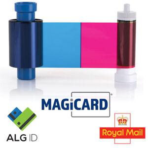 Magicard-EN1-MA-300-YMCKO-300-Imprimer-Ruban-Pronto-Enduro-Rio-Pro-imprimantes