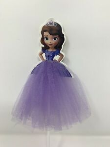 Sofia-the-First-Princess-Cake-Topper-girls-Birthday-Party-decoration