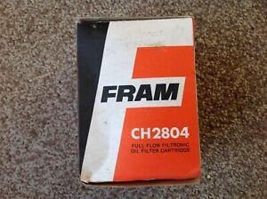 Genuine-NOS-Fram-Oil-Filter-CH2804-Classic-Ford-Cortina-Corsair-Anglia-Escort