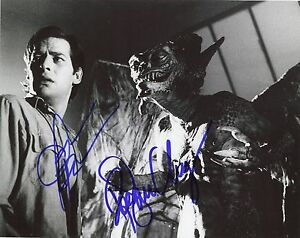 RAE-DAWN-CHONG-amp-JAMES-REMAR-Hand-Signed-034-TALES-FROM-THE-DARKSIDE-034-8x10-PROOF