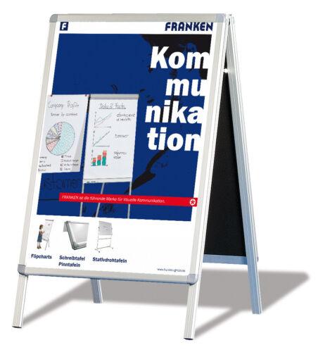 Franken Plakatständer Kundenstopper DIN A2 Aufsteller