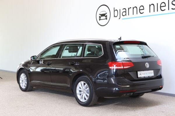 VW Passat 2,0 TDi 190 Comfort+ Vari. DSG - billede 2