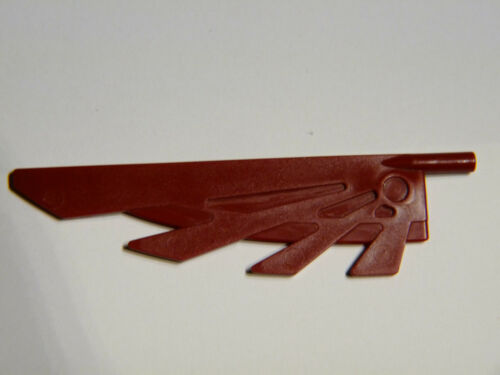 Lego Wing 9L with Stylized Feathers réf 11091