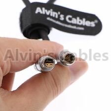 3pin fischer Cable for ARRI Heden Cmotion COMPACT Remote Start Stop Record