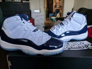 huge discount 6a112 55ef6 Image is loading Nike-Air-Jordan-Retro-XI-11-Win-Like-