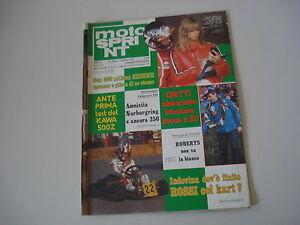 MOTOSPRINT-43-1979-PUCH-360-CROSS-366-347-MINARELLI-125-GP-KAWASAKI-Z500-Z-500