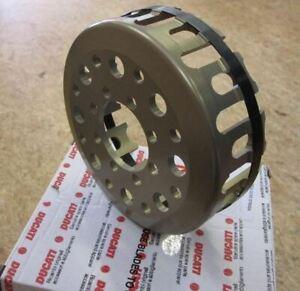 Ducati-Tambour-D-039-em-Brayage-Ergal-a-Sec-Magnesium-Panier-Basket