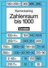Rechentraining. Zahlenraum bis 1000 von Thomas Weber (2002, Taschenbuch)