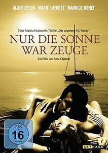 Nur-die-Sonne-war-Zeuge-de-Rene-Clement-DVD-etat-tres-bon