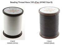 Beading Thread Hana 330 Dtex (nymo Size B)