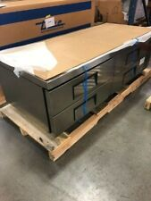 1502 True Trcb 72 72 Chef Base With 4 Drawers 115v