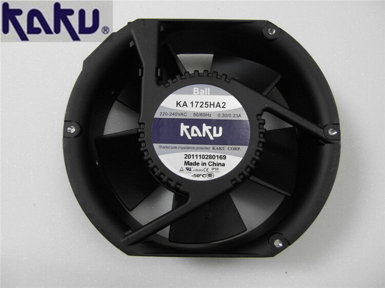 1pcs New KAKU Fan KA1725HA2 230V