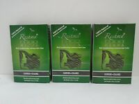 Reshma Henna Powder Raven Black For Hair Herbal Natural Powder - Lot Of 3