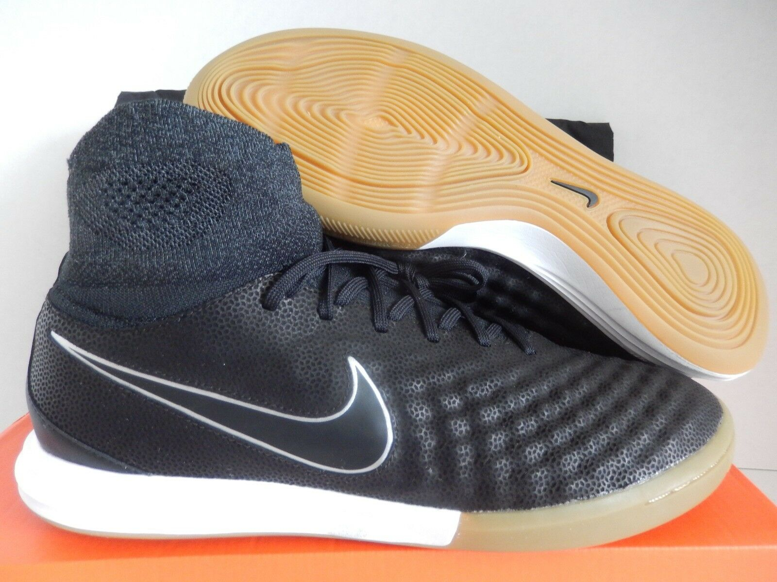 NIKE MAGISTAX PROXIMO II TC IC TECH CRAFT  Noir-Argent taille 10.5