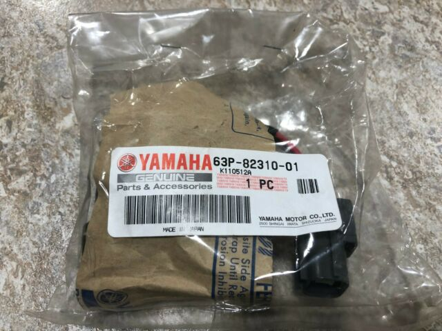 NEW YAMAHA OUTBOARD IGNITION COIL 63P-82310-01-00