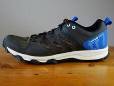 bf6914ffded Adidas Kanadia TR 7 Mens 12 M Trail Running Shoe B33628 Black Blue Green  Sneaker