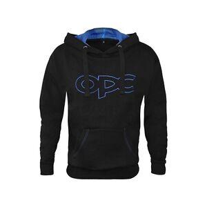 Original-Opel-OPC-Hoodie-Sweat-Shirt-Pullover-Pulli-Schwarz-S-XXL-NEU