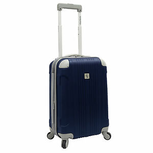 Beverly-Hills-Country-Club-Malibu-21-034-Carry-on-Navy-Spinner-Suitcase-Luggage-Bag