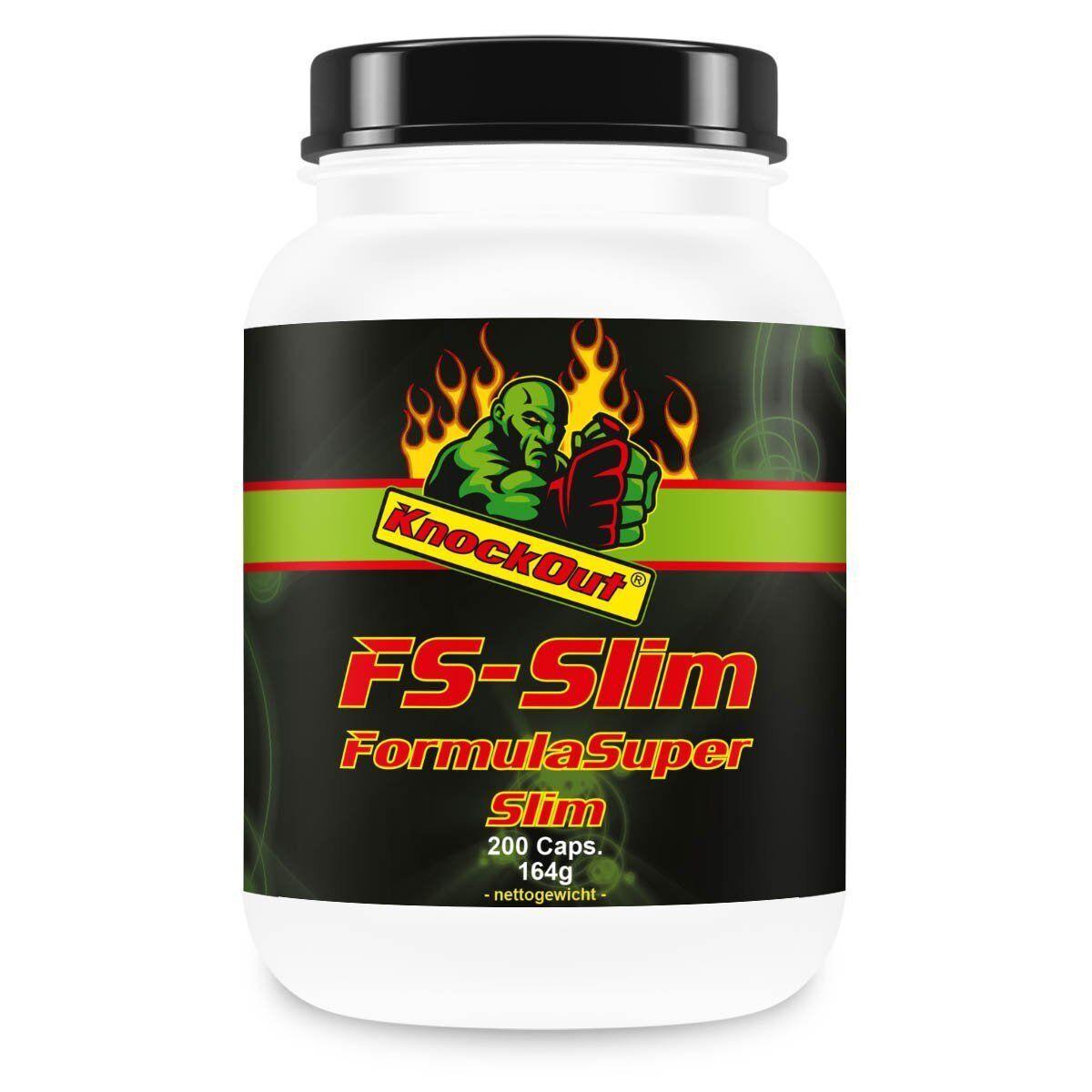 FS-Slim das das FS-Slim Ultra Slim Produkt - Appetithemmer - schneller schlank - guter Look 7fc825