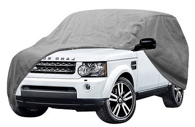 AUTO SUV Cover Indoor Outdoor Dust Breathable Scratch Superior 2 Layer Protector