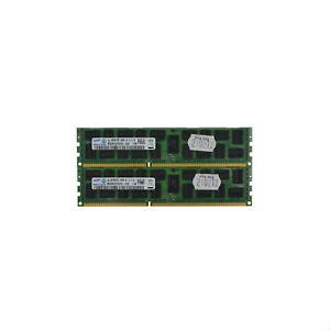 16GB (2x8GB) 2Rx4 PC3-10600R Samsung Fujitsu