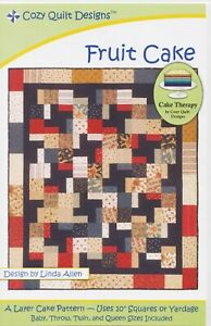 Fruit-Cake-Quilt-pattern-Cozy-Quilt-Design