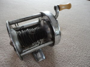 WLS Fishing Reel Sports Casting Vintage
